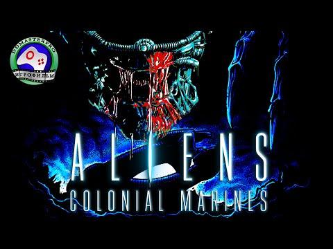 Чужие Колониальные морпехи / Aliens Colonial Marines игрофильм сюжет фантастика ужасы хоррор