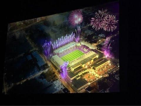 Orlando City announces new specs of its stadium