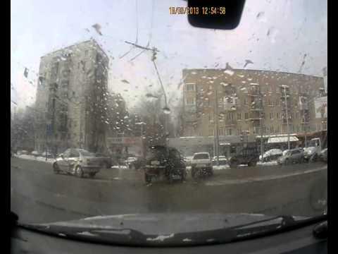 ДТП Варшавка 13.03.2013г