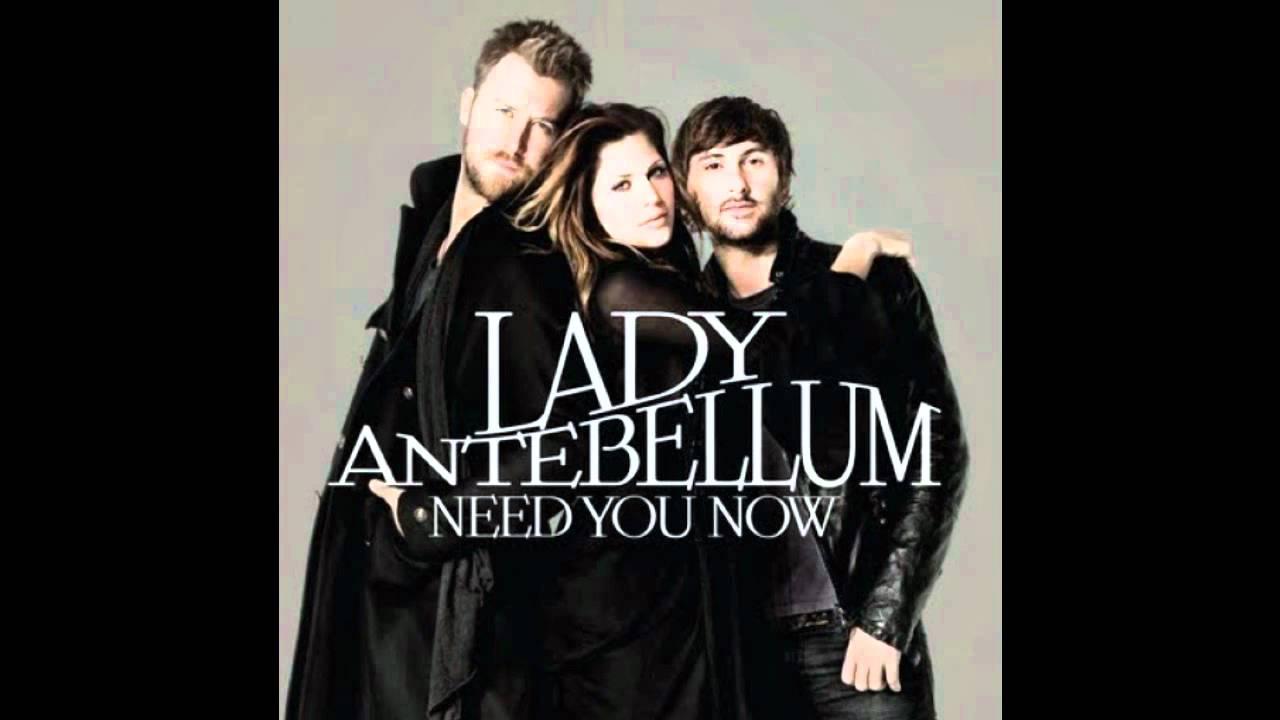 Lady antebellum need you now (instrumental) | instrumentalfx.