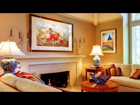 How To Feng Shui Your Art  Interior Design