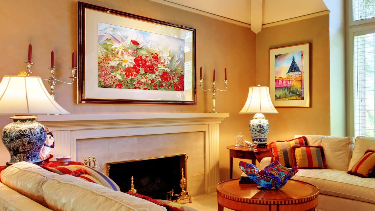 Feng Shui Art For Living Room Complete Furniture Sets How To Your Interior Design Youtube