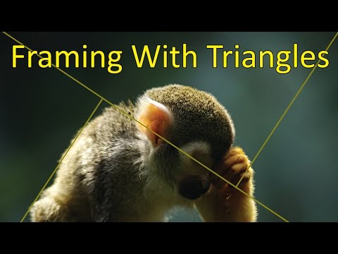 Image Composition: Triangle Framing
