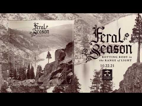 FERAL SEASON - Tied To The Sun (official audio)