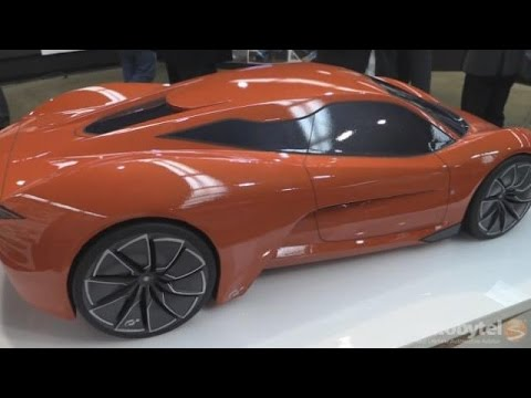 jaguar 2030 concept sports car project by pasadena art center - Sports Cars 2030