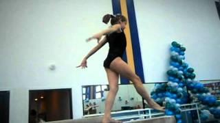 Спортивная гимнастика(монтаж выступлений)