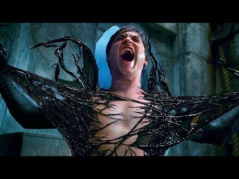 Eddie Brock Becomes Venom (Scene) - Spider-Man 3 (2007) Movie CLIP HD