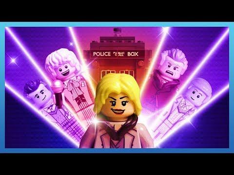 LEGO Doctor Who: Clothes Maketh the Madame