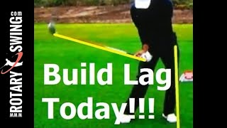 Learn How To Build Lag: Tiger Woods Swing Review (2013 Torrey Pines Champion)