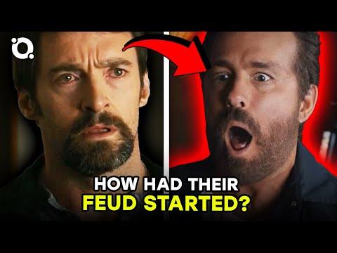 Ryan Reynolds and Hugh Jackman I Funny Full Time Feud   ⭐ OSSA Radar Mp3