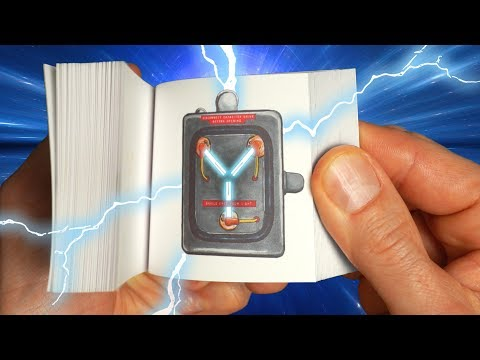 Time Traveling FLIPBOOK