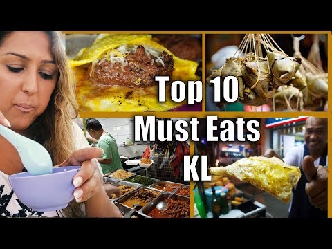 TOP 10 Must-Eats