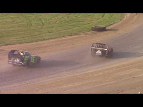 Expo Speedway RUSH Sportsman Modified Series 7/11/18