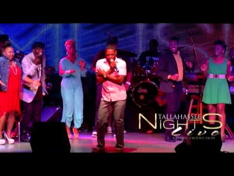 "DETROITLIVE PERFORMS GREGORY ABBOTTS ""SHAKE YOU DOWN"" AT TALLAHASSEE NIGHTS LIVE!"
