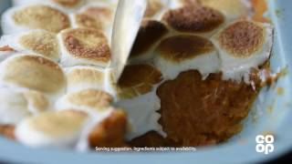 Co-op Food | Thankṡgiving Sweet Potato with Marshmallow