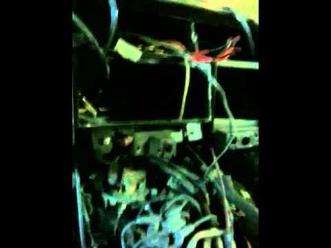 DC Astro Van fuel pump text