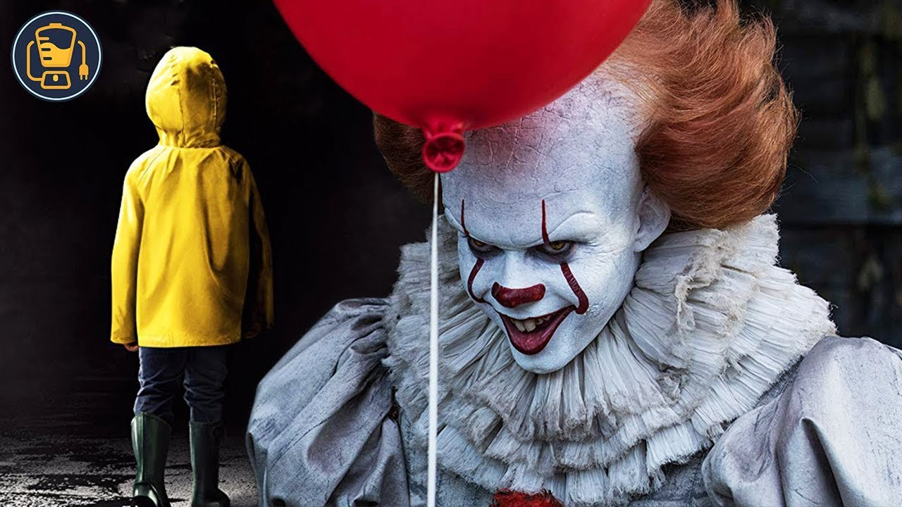 Download Every Pennywise Scene from IT, Ranked