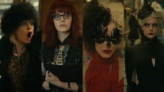 ALL the 34 looks Emma Stone wore in 'Cruella' (2021)