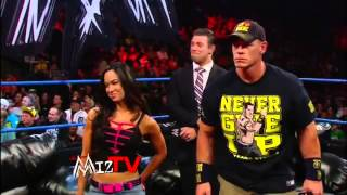 "WWE Smackdown 11/23/12 Full Show ""Miz TV"" With Special Guest John Cena (w/ AJ, Dolph And Vickie)"