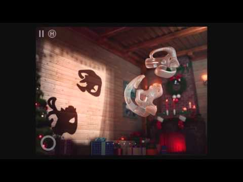 Shadowmatic: Christmas Levels 9.1 - 9.11 Walkthrough & iOS iPad Air 2 Gameplay