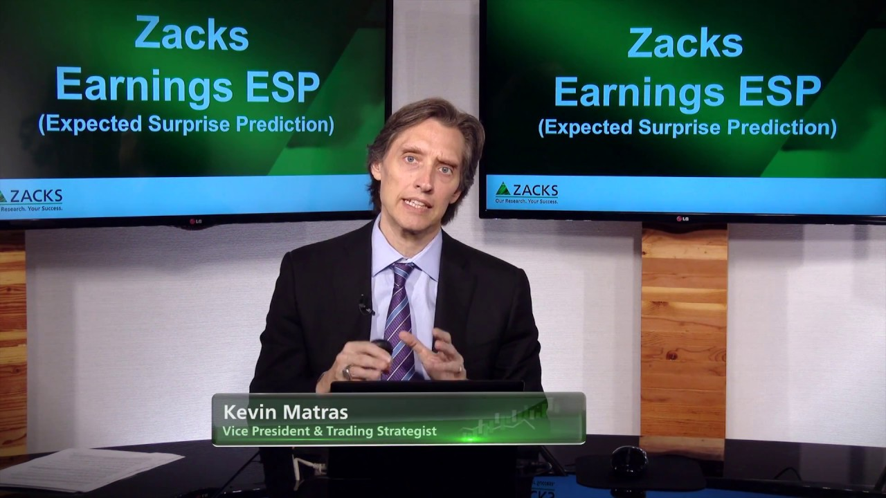 Earnings News Today - Zacks Investment Research