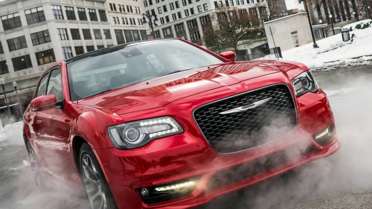 2018 Chrysler 300 Specs Pictures Trims Colors