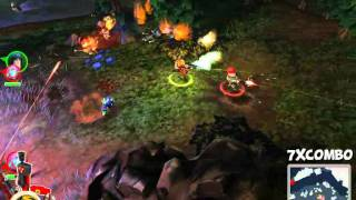 Bunch of Heroes - Multiplayer Gameplay