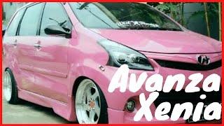 Modifikasi Mobil Toyota Avanza & Daihatsu Xenia Ke