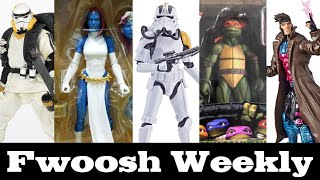 Weekly! Ep99.5: The Usual! Marvel Legends and Star Wars, MOTU and TMNT, WWE and Mega Construx, more!