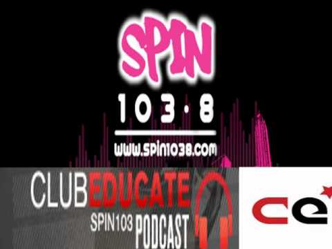 Dean Finn - Club Educate Guestmix - Spin1038