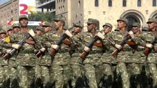 Հրանտ Մարգարյան  «Ուժեղ բանակով է, որ Հայաստանը կարող է զարգանալ»