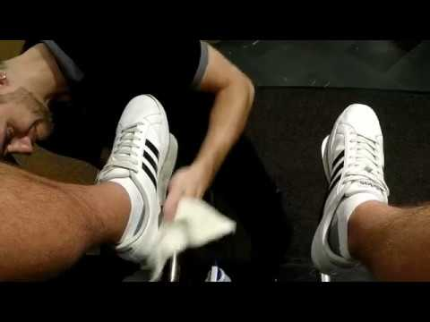 Hall of fame Shoe Bae, Sneaker Cleaning with the Dornstar