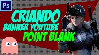 Banner Point Blank - Photoshop CS6