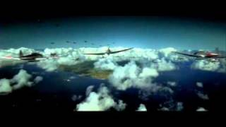 Pearl Harbor full trailer (with Journey to the Line music)