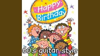 Happy Birthday - 60's Guitar Style