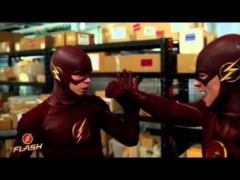 The Flash All Speedster Fights part - 3