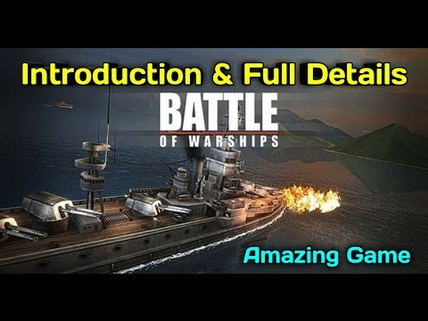 Battle Of Warships - Android Introduction