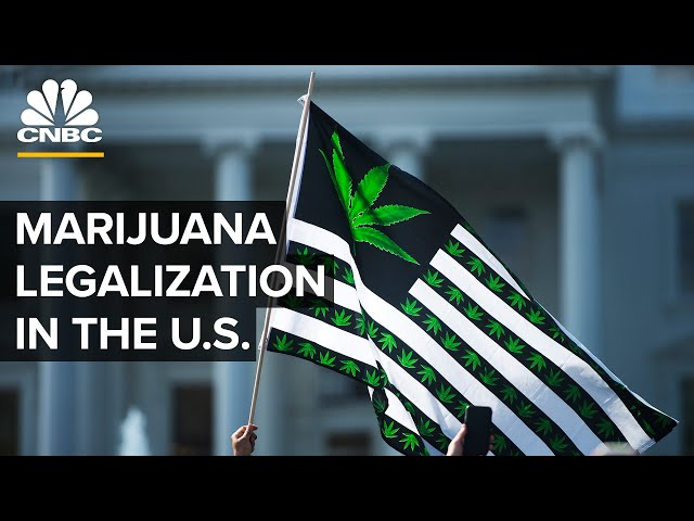 Is Marijuana Legalization Inevitable In The US?