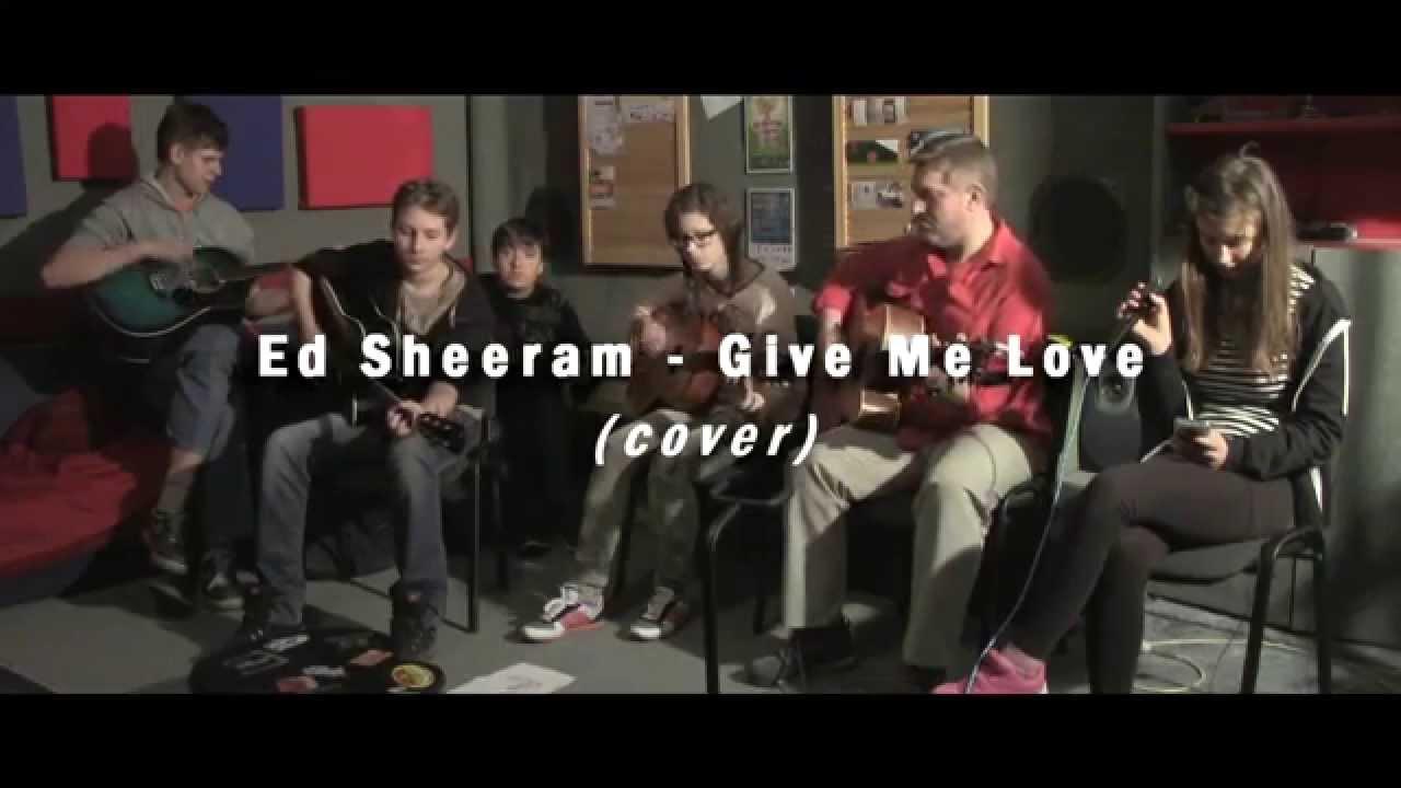 Give Me Love Cover Muzyka Wystarczy Youtube