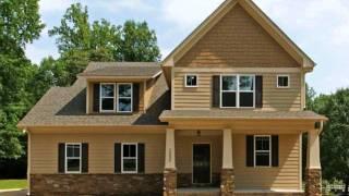North Carolina New Home Exterior Style Ideas