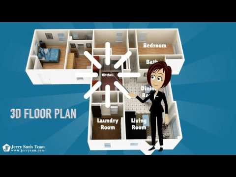 HD Animated Video-5028 Halifax Rd, Temple City-Top Real Estate Agent Realtor Jerry Sun