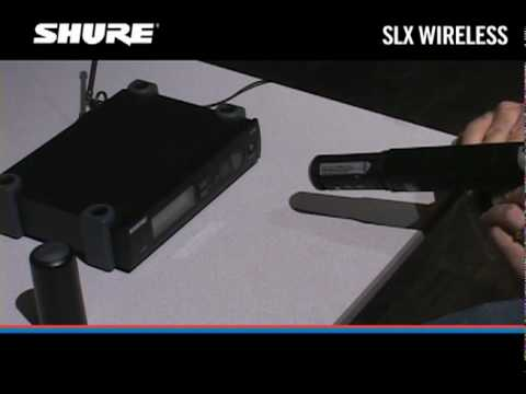 SLX Wireless - How To Set Up A System
