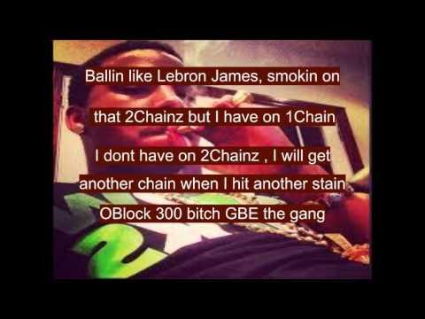 Ballout feat. Chief Keef - Been Ballin (lyrics)
