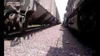bnsf trains leon gto