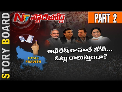 Who Will Win in UP Election 2017..? || BJP | BSP | SP | Congress || Story Board Part 2 || NTV