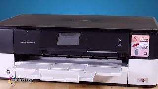 Brother DCP-J4120DW Colour Multifunction Inkjet Printer Review | printerbase.co.uk