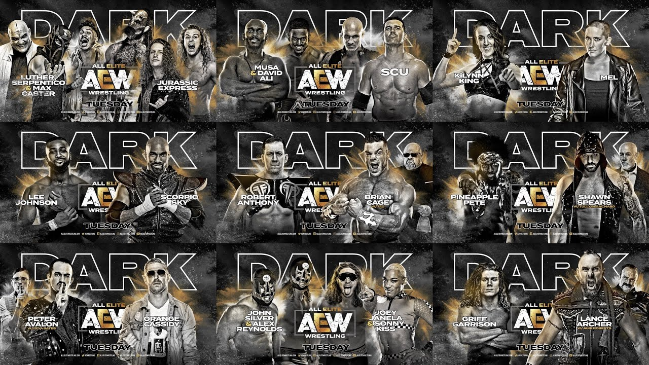 AEW DARK Episode 39 | June 23, 2020
