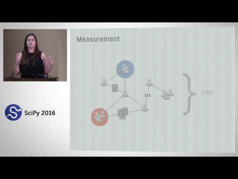 Keynote: Machine Learning for Social Science | SciPy 2016 | Hanna Wallach