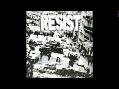 [1992] Resist - Endless Resistance CD