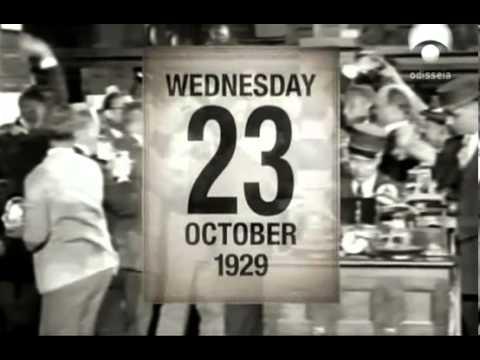 Wall Street - El Gran Crack de 1929 - Documental Completo
